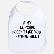 Lurcher like you Bib