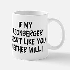 Leonberger like you Mug