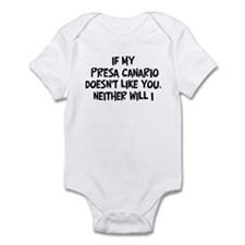 Presa Canario like you Infant Bodysuit