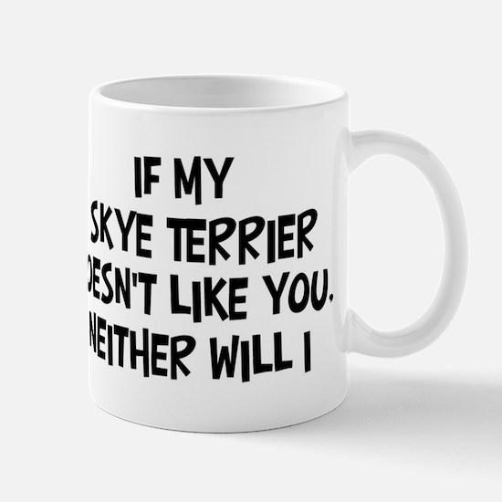 Skye Terrier like you Mug