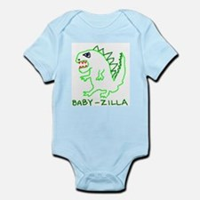 Baby-Zilla Infant Creeper