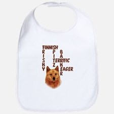 Finnish Spitz crossword Bib