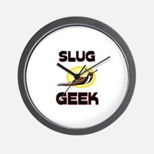 Slug Geek Wall Clock