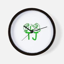 TJ Wall Clock