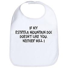 Estrela Mountain Dog like you Bib