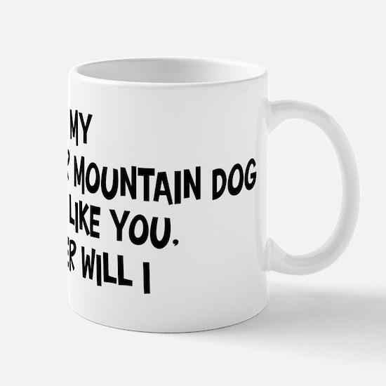 Entlebucher Mountain Dog like Mug
