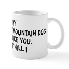 Entlebucher Mountain Dog like Small Mug