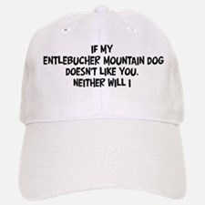 Entlebucher Mountain Dog like Baseball Baseball Cap