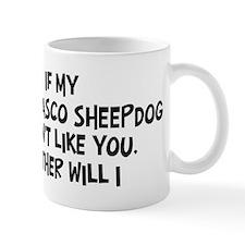 Bergamasco Sheepdog like you Mug