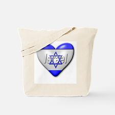 Israeli Tote Bag