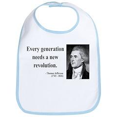 Thomas Jefferson 17 Bib