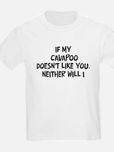 Cavapoo like you T-Shirt