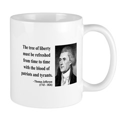 Thomas Jefferson 18 Mug
