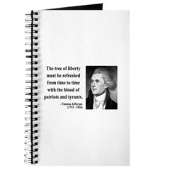Thomas Jefferson 18 Journal