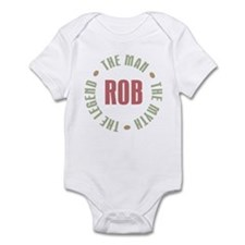 Rob Man Myth Legend Infant Bodysuit