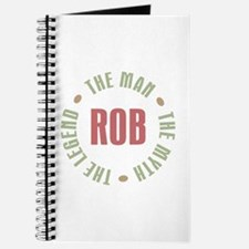 Rob Man Myth Legend Journal