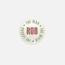 Rob Man Myth Legend Mini Button (10 pack)