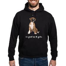 Good Boxer Puppy Hoodie