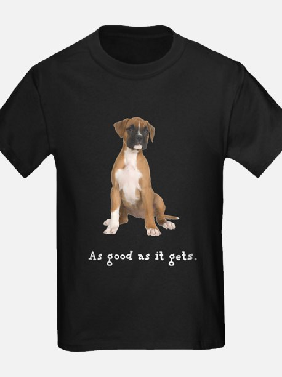 Good Boxer Puppy T