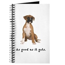 Good Boxer Puppy Journal
