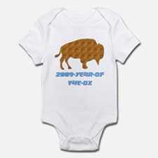 2009 Year of the Ox Infant Bodysuit