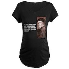 """Chaucer """"Little Booke"""" T-Shirt"""