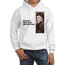 "Chaucer ""One Eare"" Hoodie"