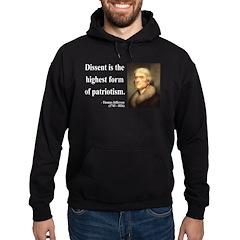 Thomas Jefferson 24 Hoodie