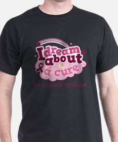 Multiple Myeloma Cure T-Shirt