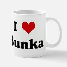 I Love Bunka Mug