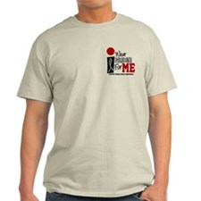 I Wear Grey For Me 9 T-Shirt