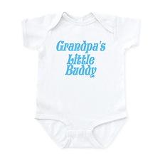 Grandpa's Little Buddy Infant Bodysuit