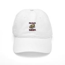 Rhino Geek Baseball Cap