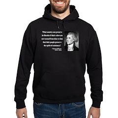 Thomas Jefferson 25 Hoodie