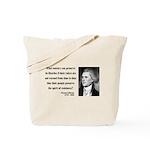 Thomas Jefferson 25 Tote Bag