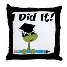 I Did It Throw Pillow