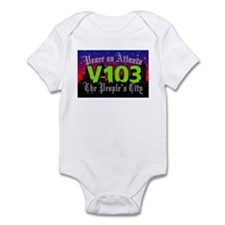 Peace on Atlanta Infant Bodysuit