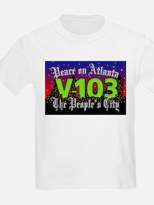 Peace on Atlanta T-Shirt