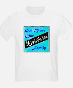"""""""God Bless Our Stude Family"""" T-Shirt"""
