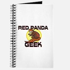 Red Panda Geek Journal