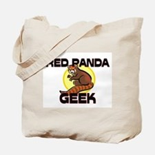 Red-Eyed Tree Frog Geek Tote Bag