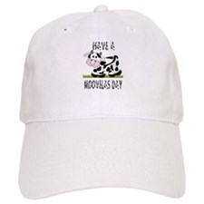 Cute Cow Moovalas day Baseball Cap