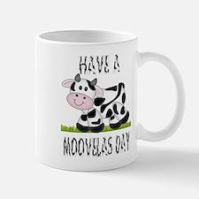 Cute Cow Moovalas day Mug