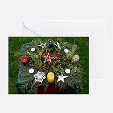 Winter Solstice Yule Holiday Cards (Pk of 10)