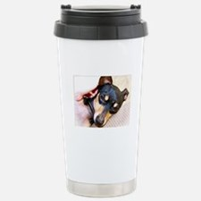Chi-Weenies.com Stainless Steel Travel Mug