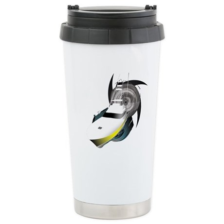 Magic Touch Stainless Steel Travel Mug
