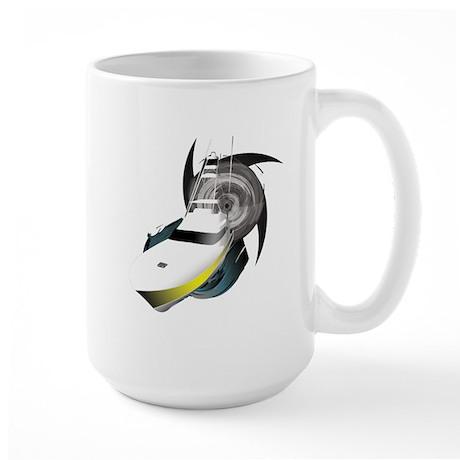 Magic Touch Large Mug