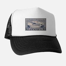 BC Airways label Trucker Hat