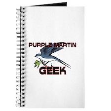 Purple Martin Geek Journal