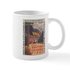 See BC First Mug